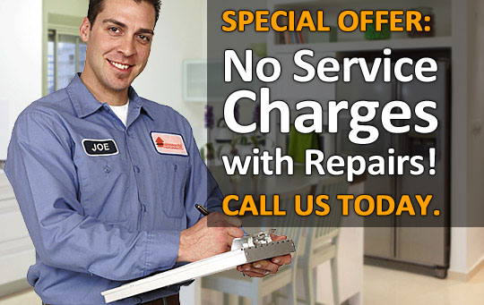 Refrigerator Repair Services | Appliance repair near me
