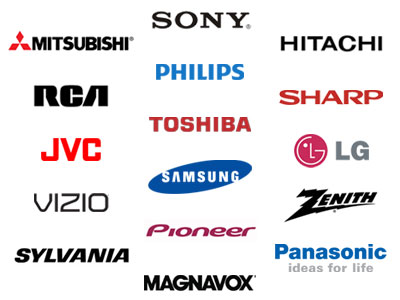 we repair all brands of tvs