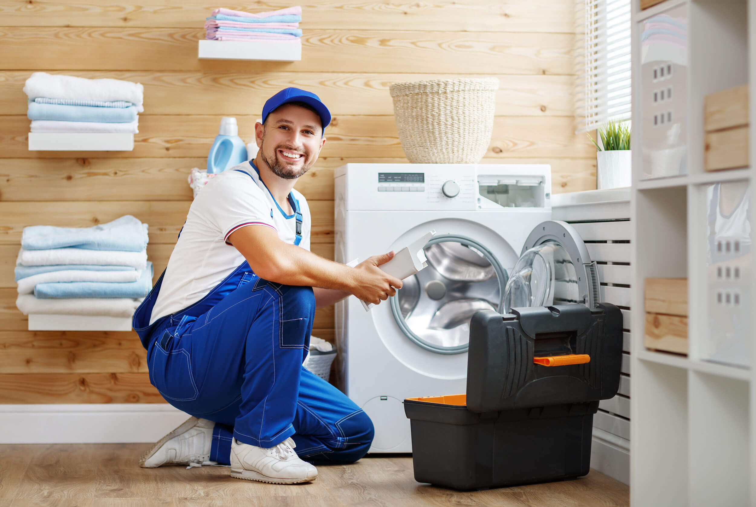 Washing Machine Repair - Call a to fix your Washer now