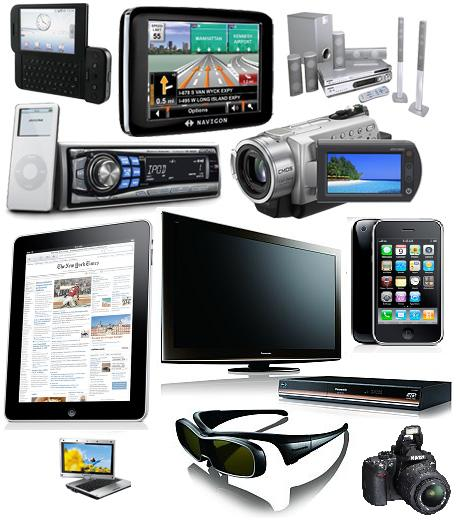home electronics repair services